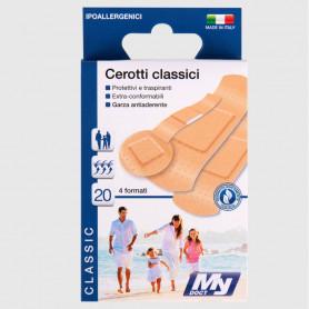 Cerotti Classici - 20 pz assortiti