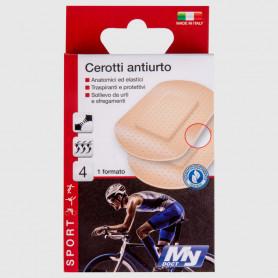 Cerotti Antiurto - 4 pz