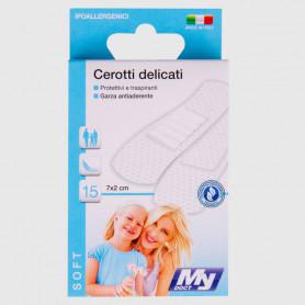 Cerotti Delicati - Linea Soft - 15 pz