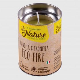 Candela alla citronella Eco Fire