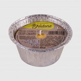 Fiaccola alla citronella in alluminio Cream Caramel - Diametro 8,5 cm
