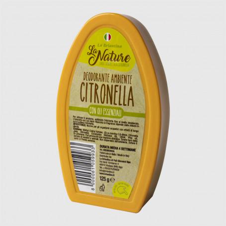 Deodorante Ambiente Gel Citronella