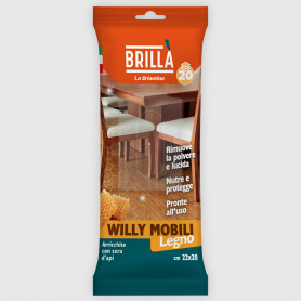 Panni Willy - Mobili - 20 pz