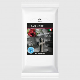 Salviette igienizzanti Clean Care - 12 pz