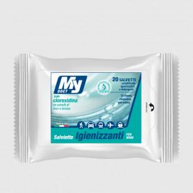 Salviette Igienizzanti 20 pz