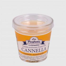 Candela profumata Dream Line - Cannella in vaso piccolo