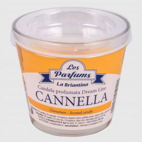 Candela profumata Dream Line - Cannella in vaso grande