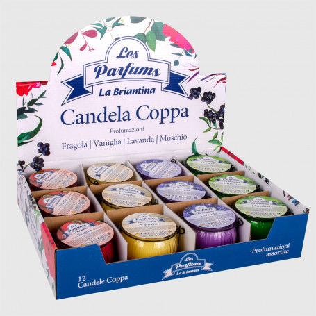 Candela Coppa in display box