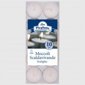 Moccoli Scaldavivande - 10 pz