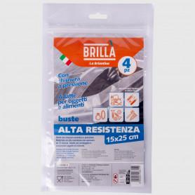 Buste Alta Resistenza - grandi - 15x25 cm - 4 pz
