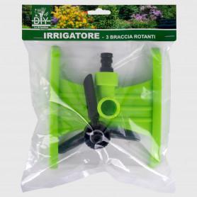 Irrigatore braccia rotanti