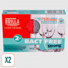 Spugna Bact Free Strong - 2 pz