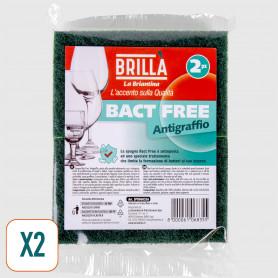 Spugna Bact Free Antigraffio - 2 pz