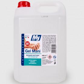 Gel detergente mani 5000 ml