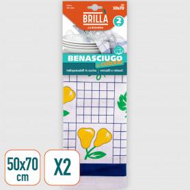 Asciughini Benasciugo - 2 pz