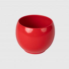 Vaso tondo Riace - rosso