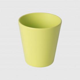 Vaso conico Renon - verde