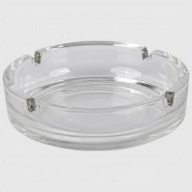 Posacenere in vetro grande - diametro 14,5 cm