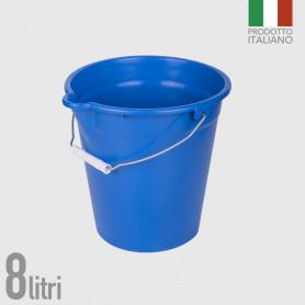 Secchio con becco 8 litri