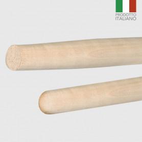 Manico in legno per pala badile