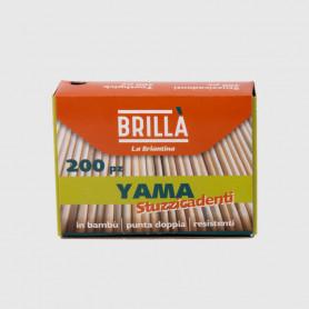 Stuzzicadenti Yama - scatola 200 pz