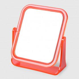 Specchio rettangolare doppia lente