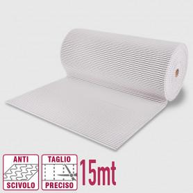 Passatoia maxi pvc roll bianco - 65cm x 15mt