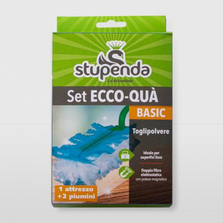 Set Ecco - Qua Basic