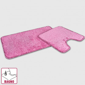 Parure bagno Soft Touch - 2 pz