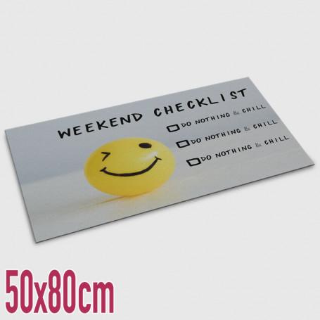 Tappeto digitale Emozioni - 50x80 cm