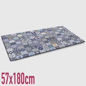 Tappeto digitale Maiolica - 57x180 cm