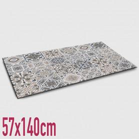 Tappeto digitale Maiolica - 57x140 cm