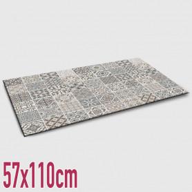 Tappeto digitale Maiolica - 57x110 cm