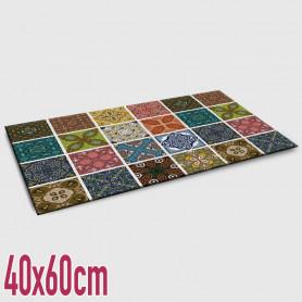 Tappeto digitale Maiolica - 40x60 cm