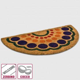 Zerbino briancocco mezzaluna - 40x75 cm