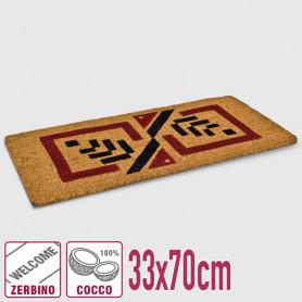 Zerbino briancocco - 33x70 cm