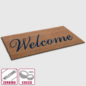 Zerbino cocco Special welcome - 30x85 cm