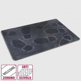 Zerbino gomma shoe - 40x60 cm