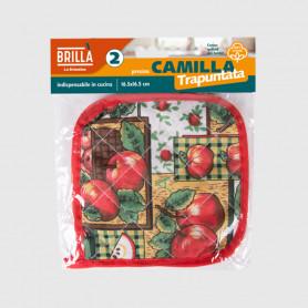 Presina Camilla trapuntata - 2 pz