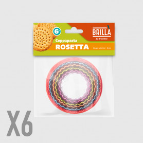 Coppapasta Rosetta - 6 pz