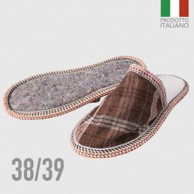 Ciabatte Arlecchino 38/39