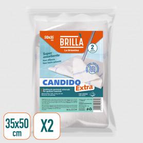 Strofinaccio Candido Extra 2 pz