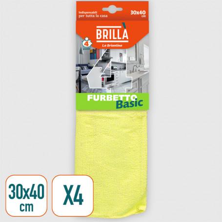 Furbetto Basic 4 pz