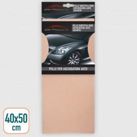 Pelle Sintetica Skin Asciugatura Auto