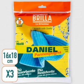 Pannospugna Daniel - 3 pz