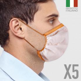 Mascherina protettiva sterilizzabile