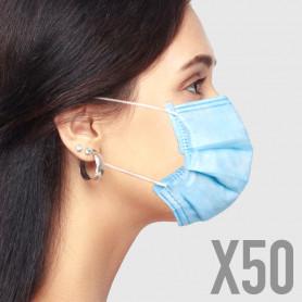 Mascherina Chirurgica - 50 pz