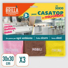 Panni CasaTop - 3 pz