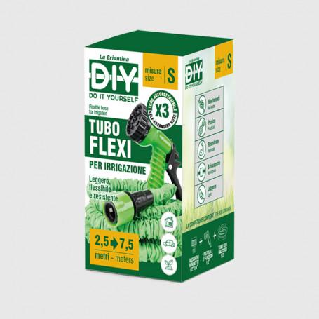 Tubo Flexi irrigazione - 2,5 a 7,5 m