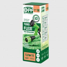 Tubo Flexi irrigazione - 5 a 15 m